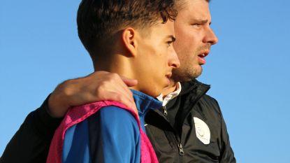 """Mohamed Azdad (Sporting Kampenhout): """"Coach bedanken voor vertrouwen"""""""