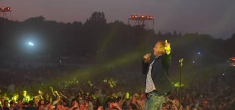 Eén Frans Bauer, tienduizend blije mensen in het Goffertpark