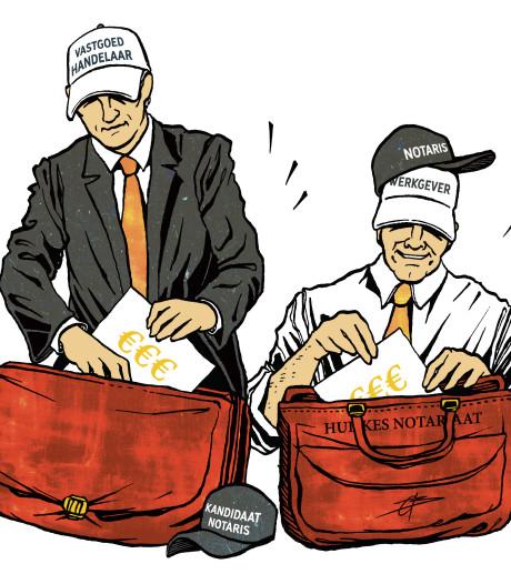 Vastgoedhandel bij de Twentse notaris: een riskante combinatie