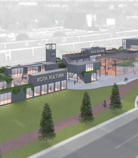 Streep door plannen voor cultureel complex Kota Kultura