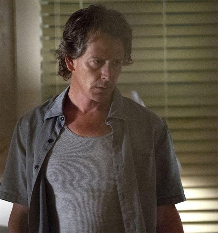 Danny (Ben Mendelsohn) doet Florida Keys op zijn grondvesten daveren bij zijn terugkomst.
