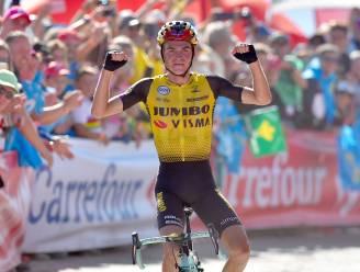 Team Jumbo-Visma aan de macht in Spanje: Kuss wint vijftiende etappe, Roglic blijft leider