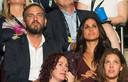 Meghan Markle en haar goede vriend Markus Anderson tijdens de Invictus Games in september 2017.