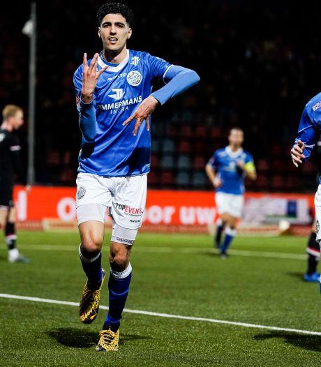 FC Den Bosch gaat werken met 14 contractspelers: Van Son en Dkidak vertrekken