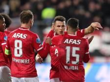 LIVE | AZ halverwege op voorsprong tegen Willem II dankzij fraaie goal Idrissi