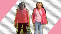 """""""De doorzettingskracht die deze vrouwen tonen, is een topsporter waardig"""" Olivia Borlée over ex-kankerpatiënten Elisabeth en Lilianne"""