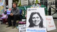 Brits-Iraanse gevangene stopt hongerstaking na 15 dagen