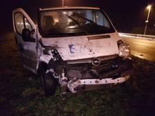 Negen personen betrokken bij ongeluk op A1/A35 Borne
