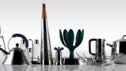 Expo: ontdek de unieke verhalen achter het design van Alessi