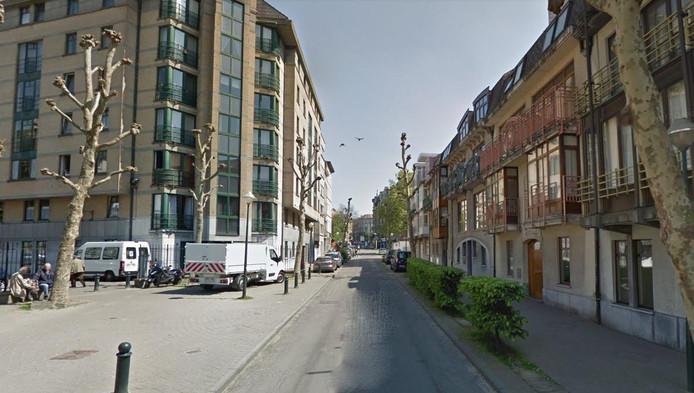 Rue Fontainas