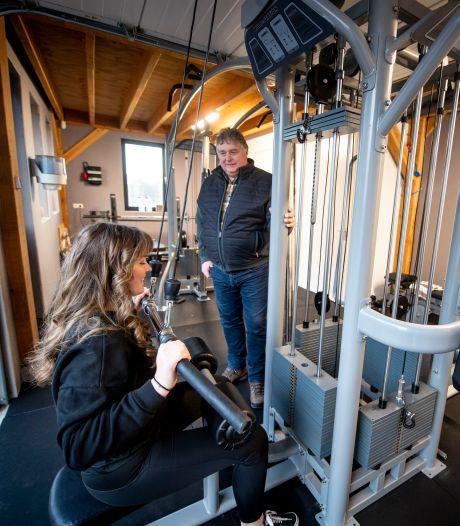 Dick uit Zuna gaf 7000 euro uit aan fitnessapparatuur: 'Wil kunnen sporten wanneer ik wil'
