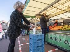 Veiligheid staat voorop tijdens wekelijkse warenmarkt in Haaksbergen