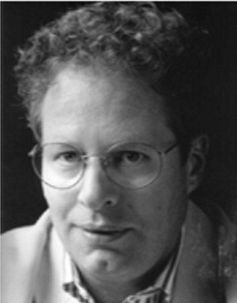 Geoffrey Underhill. Beeld UvA