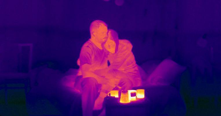 'Atlantis': postapocalyptische liefde infrarood. Beeld