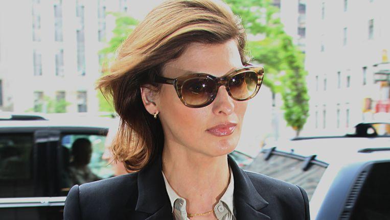 Linda Evangelista. Beeld Getty Images