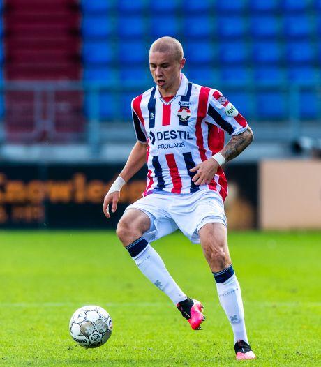 Vier competitieduels Willem II van zondag naar zaterdag