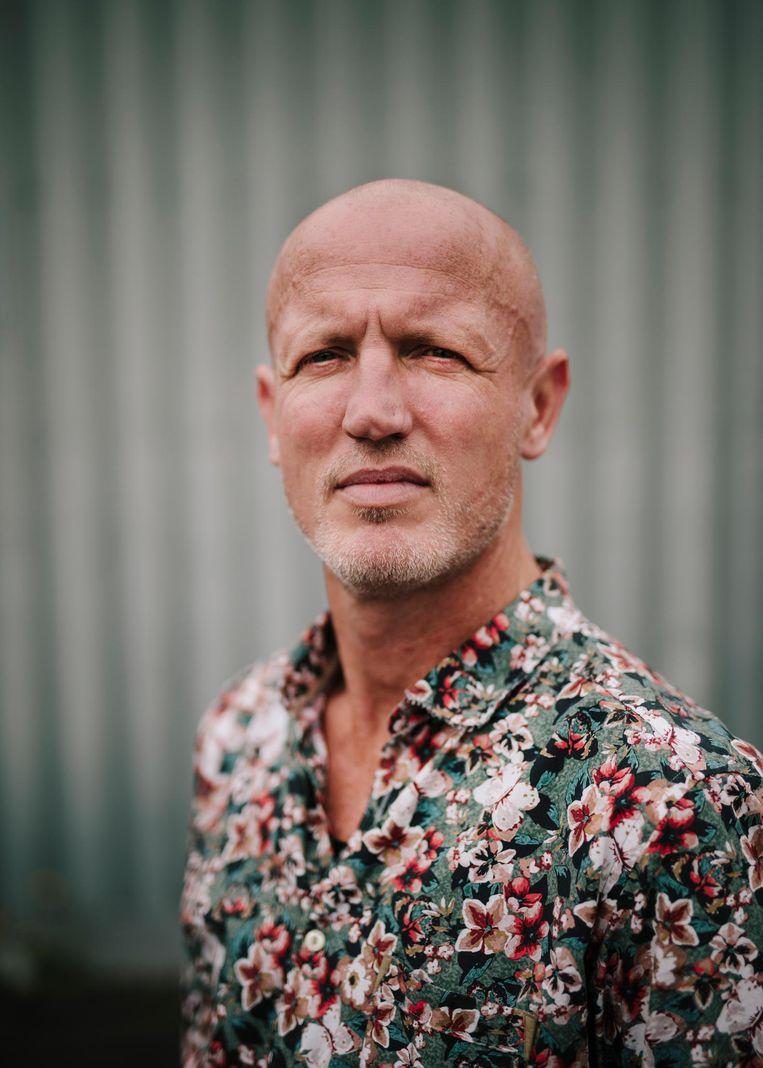 Frank Noordkamp: 'Tijdens de auditie zong ik een liedje van ABBA, want die ken ik allemaal uit mijn hoofd.' Beeld Marc Driessen