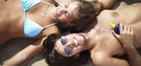 Tijdelijk strand in Bergen op Zoom: Iboza is strandfeestje op de Grote Markt