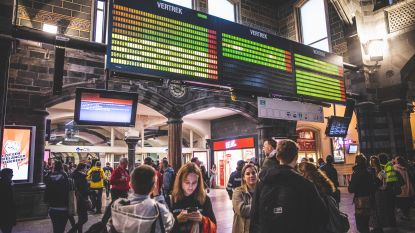 Nog steeds geen info in station na blikseminslag
