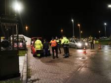 Elf auto's in beslag genomen vanwege belastingontduiking bij controle langs A18