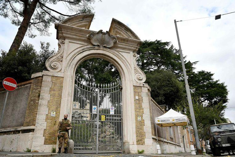 Ambassade van het Vaticaan in Rome.