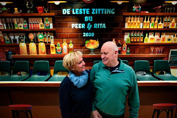 Bij Peter en Rita Lavrijssen kwamen veel verenigingen over de vloer.