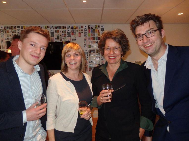 Nog meer Atlas Contact: Vincent Kolenbrander, Rianne Blaakmeer, Nelleke Geel en Jelte Nieuwenhuis Beeld Schuim