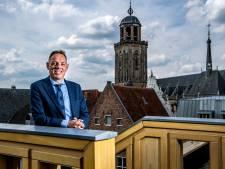 Burgemeester König: 'Als Deventer een zwarte piet wil, leg ik me daar bij neer'