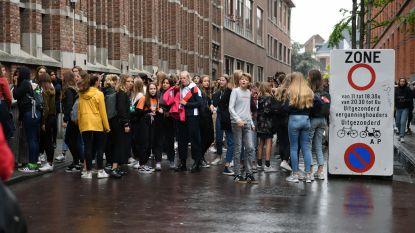 97% van de leerkrachten van Sint-Pieterscollege is tegen scholenfusie Perron 3000