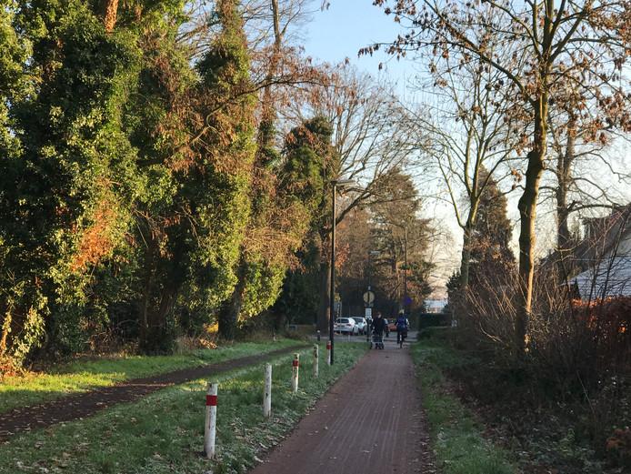 Vught gaat de Jagersboschlaan verharden en openstellen voor gemotoriseerd verkeer.