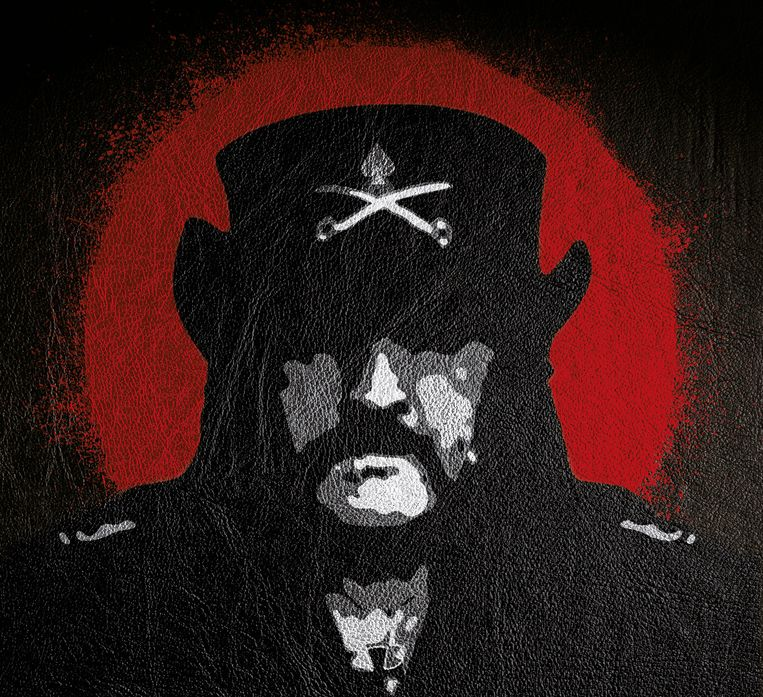 Omslag Mick Wall, Lemmy: de definitieve biografie. Beeld