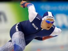 Koelizjnikov laat Verbij en co achter zich op eerste 500 meter