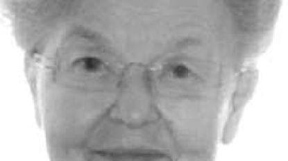 Vermiste vrouw (89) is weer terecht