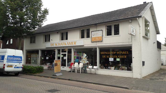 Kringloopwinkel De Schatkamer in Schijndel krijgt een nieuwe eigenaar én naam: 't Winkelhuys.