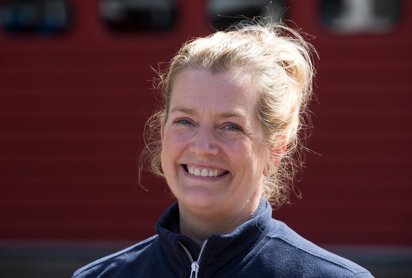 Anne Nales is één van de coördinatoren van de teststraat in Zelhem.