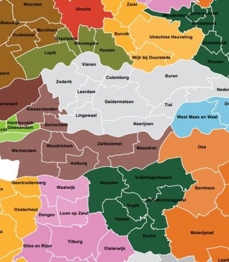 Raad Aalburg:  'Kwestie lokale omroepen Altena snel oplossen'