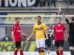 Roda met tien man langs Helmond Sport