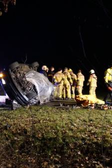 Twee doden bij verkeersongeluk in Gelderland