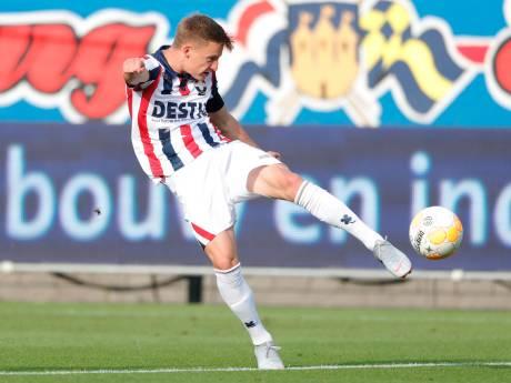 Willem II'er McGarry verliest bij debuut voor Nieuw-Zeeland