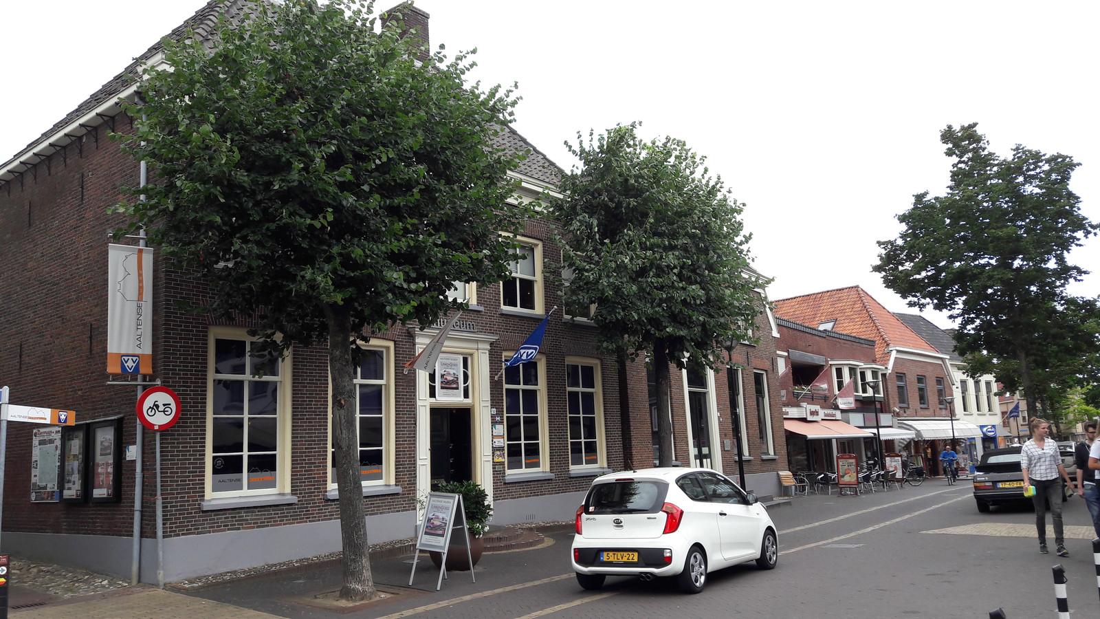 Het Nationaal Onderduikmuseum in Aalten.