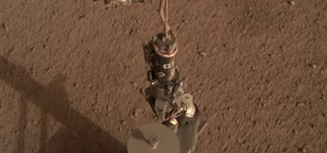 Mars: nog even geen buitenaards boorrecord