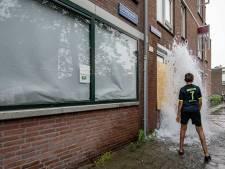 Waterpret in Wondestraat met brandkraan: 'Hartstikke leuk, maar het mag niet'