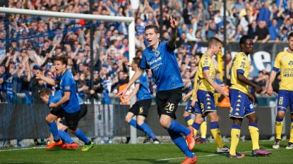 Club Brugge stelt eigen doelpuntenrecord nog wat scherper
