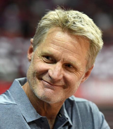Succescoach Kerr verlengt verblijf bij Golden State Warriors
