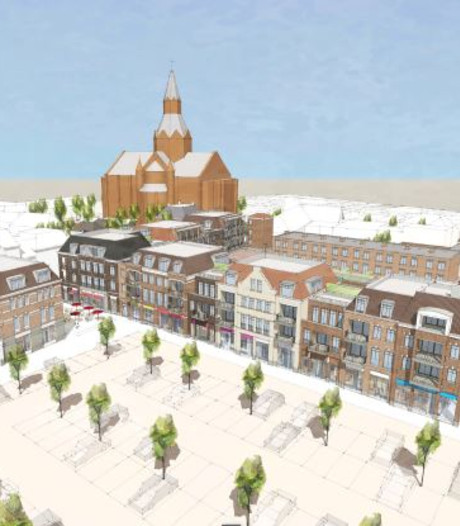 Metamorfose Marktveld Vught in  voorjaar 2018 van start