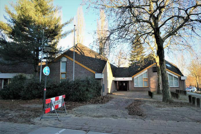 Bibliotheek De Brenthof in Gestel gaat binnenkort al plat om plaats te maken voor een nieuw appartementengebouw.