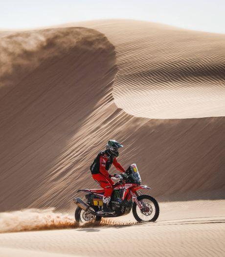 Motorcoureur Brabec wint eerste deel marathonetappe Dakar