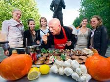 Pierre Wind vindt drinkbare bloemkool-, spruitjes- en broccolikoffie uit