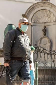 Pourquoi le gouvernement belge a découragé le port du masque