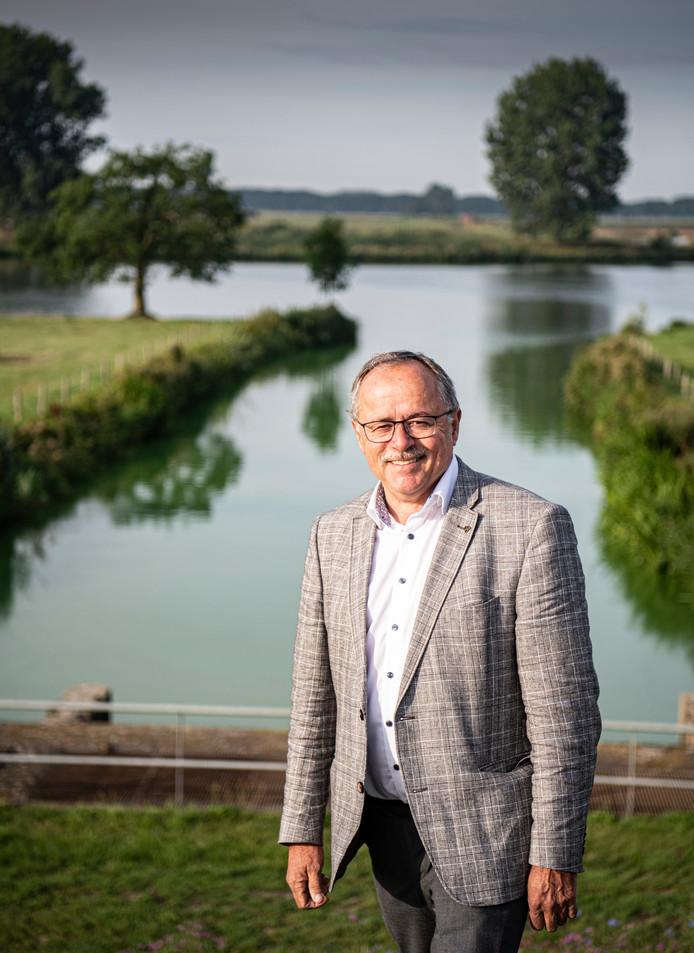 Matthieu Gremmen, loco-dijkgraaf van Waterschap Rivierenland.